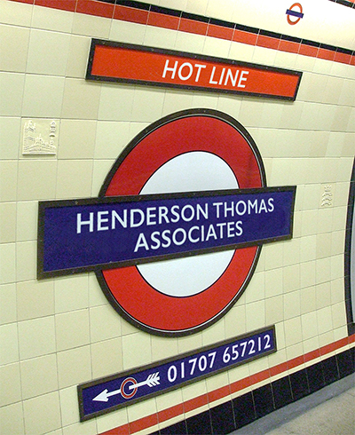 London Underground Lift & Escalator Investigations
